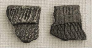 Ocmulgee Pottery (A.D. 900-1250)