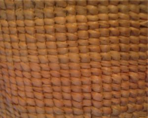 Tightly Twined Basketry Photo